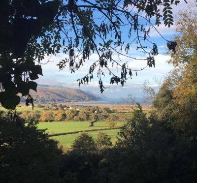 View over Exmoor