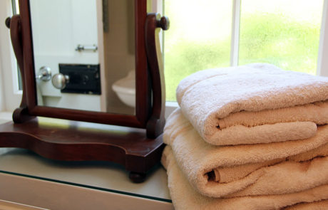 Stable Cottage Towels