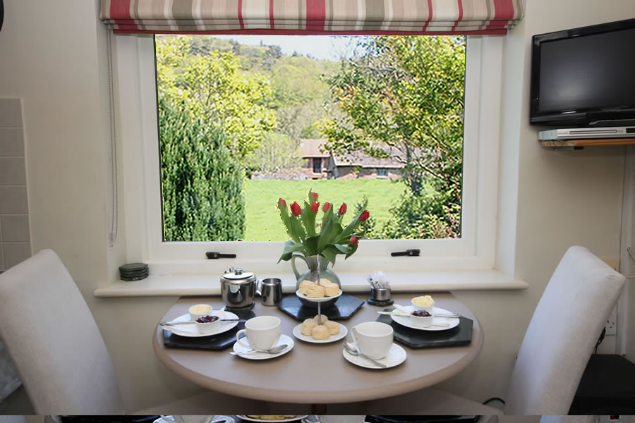 Rose Self Catering Apartment Accommodation on Exmoor