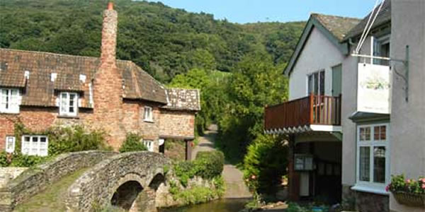 Self Catering Holiday Cottage in Allerford, Exmoor