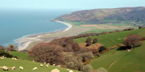 View photo gallery of pur self catering holiday cottage and apartments on Exmoor